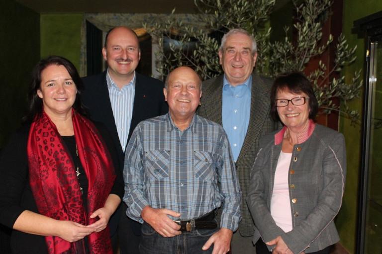Hubert Schuster zum Ehrenvorsitzenden ernannt