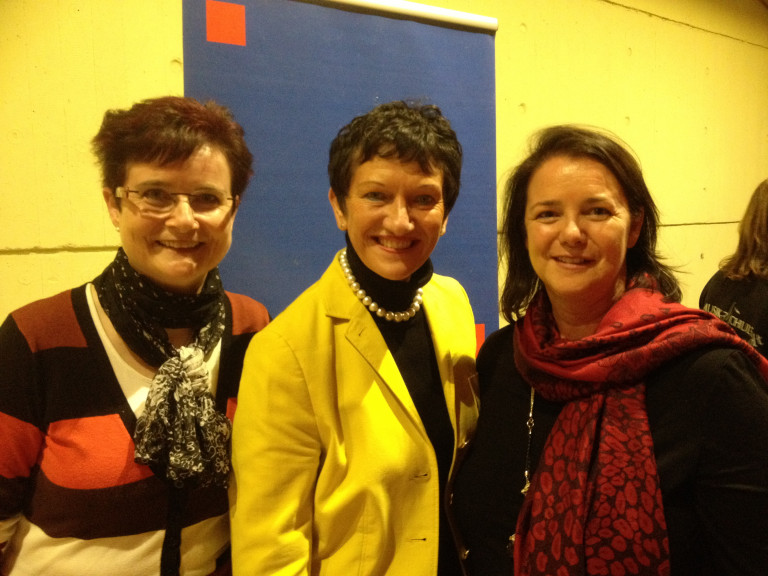 Neujahrsempfang in Karlstadt mit Inge Aures
